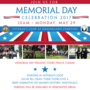 City of Nampa announces Memorial Day events