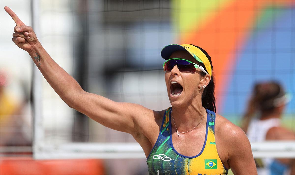Photos: Women's beach volleyball at the Rio Olympics | KOMO
