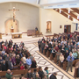 St. Pius X's new church dedicated by Bishop Salvatore Matano