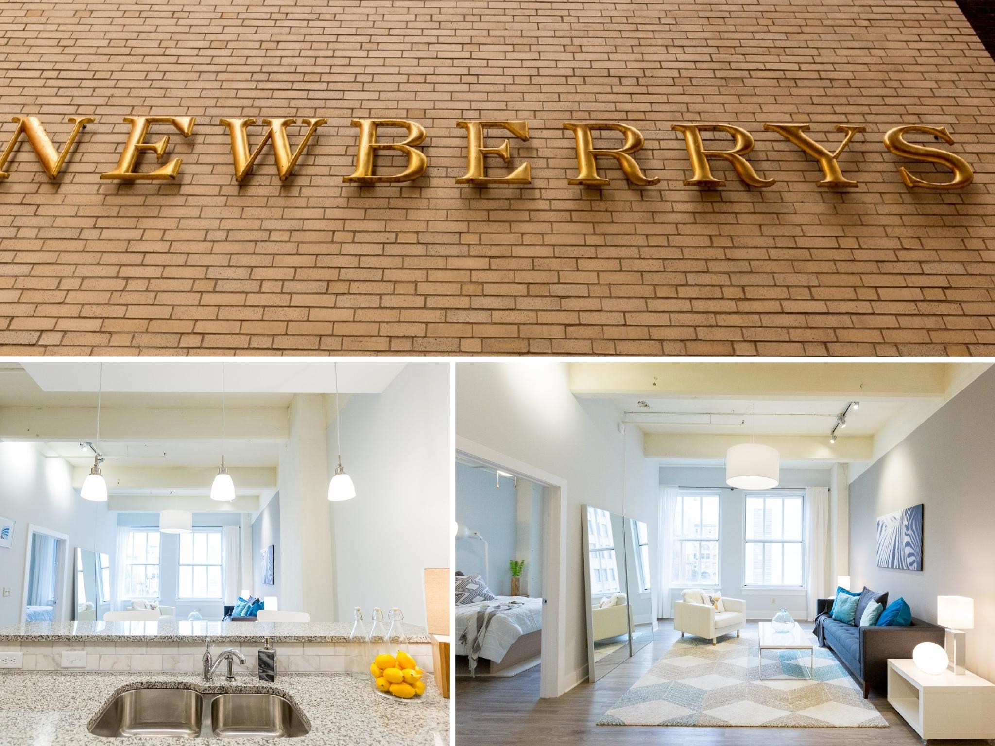 NEWBERRY LOFTS (After) / ADDRESS: 34 W 6th Street (45202) / CREDIT: $982,295 / PREVIOUSLY: The Merchants Building / Images: Danel Smyth