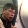 New video of passenger booted from United flight shows bloody aftermath; officer on leave