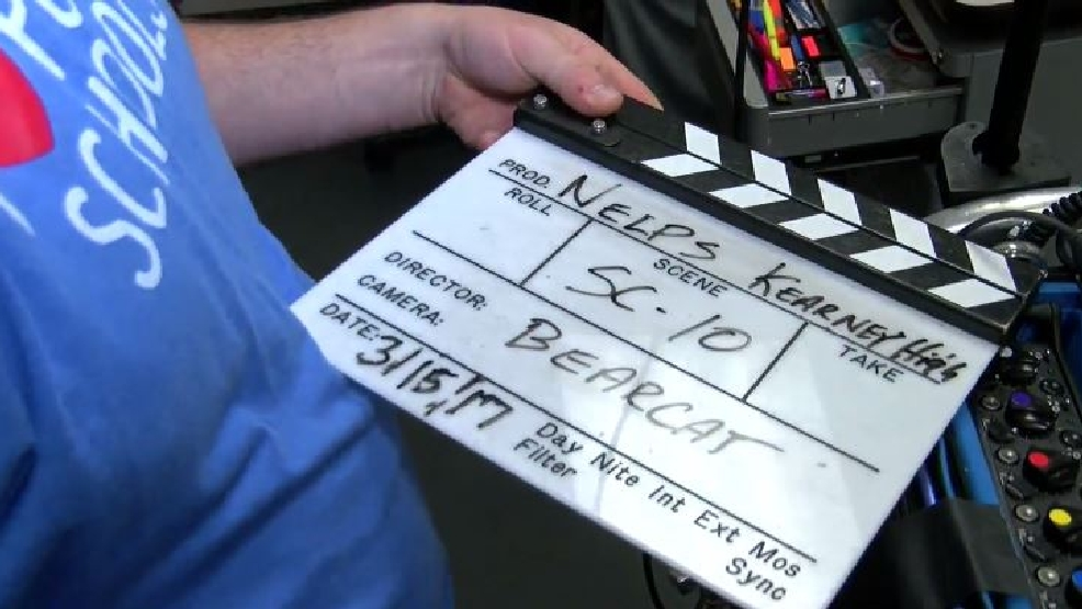 'Nebraska Loves Public Schools' films Kearney High School
