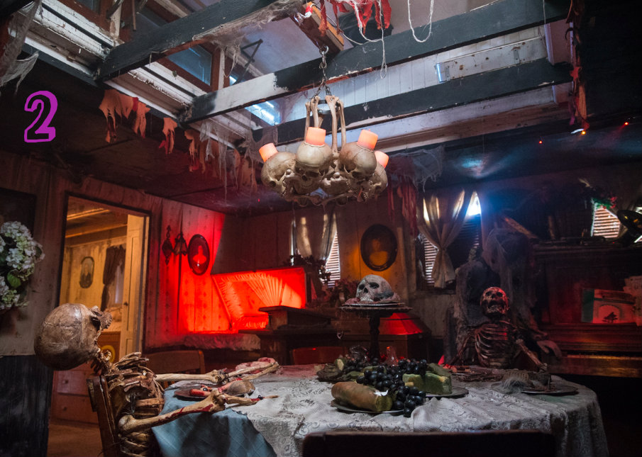 #2 - Looking for a scare? Try USS Nightmare. It has all the guts, gore, and spooks you could ask for this Halloween season. / Image: Phil Armstrong, Cincinnati Refined