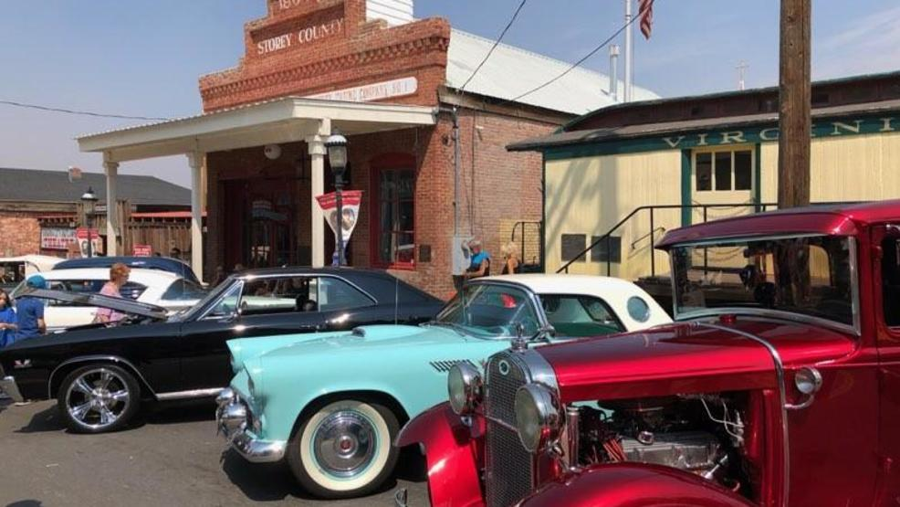 Reno Police Reports Final Statistics For Hot August Nights KRXI - Reno nevada car show 2018