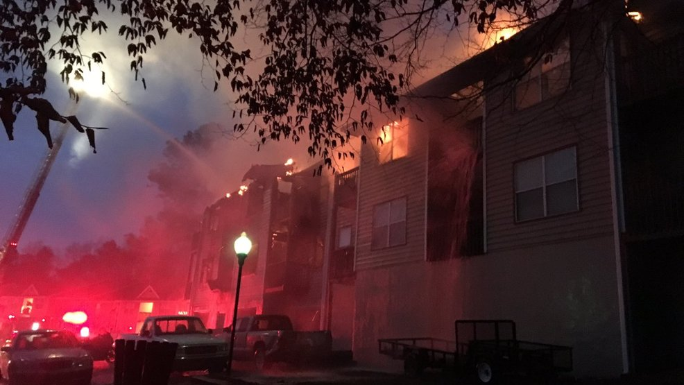 Families who lost their homes in a Dalton apartment fire find ...