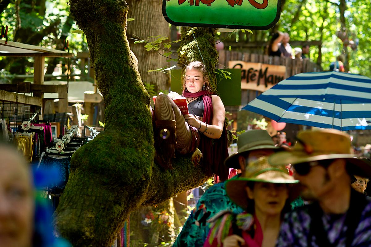 Oregon Country Fair 2017<p></p>