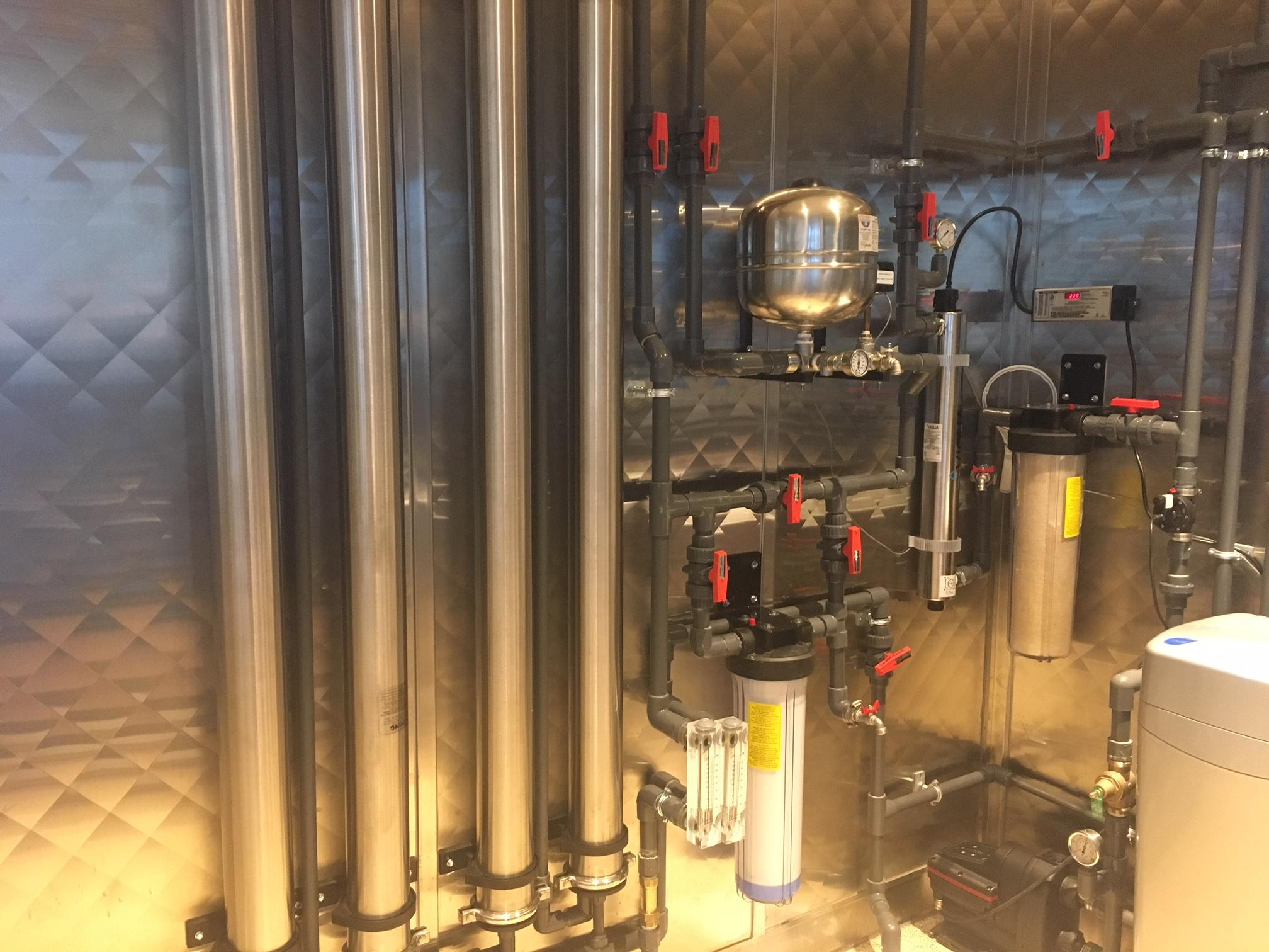 The big secret:  Walter Filtration{&nbsp;} (Photo credit: Paul Shapin)<p></p>