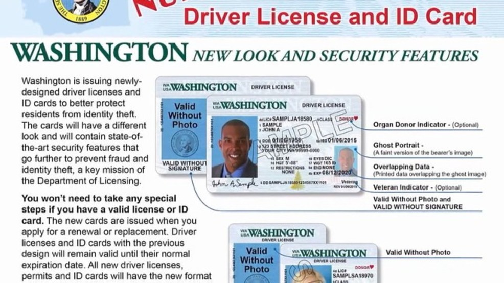 Washington drivers licenses used for facial recognition by ICE and FBI