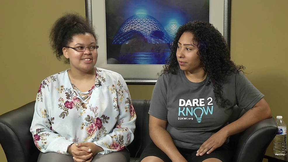 Stephanie Ortiz, End Domestic Abuse WI, and Simone Lewis-Turner, Dare 2 Know Youth OUtreach Specialist.png
