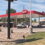 Police investigate early morning robbery at Kum & Go
