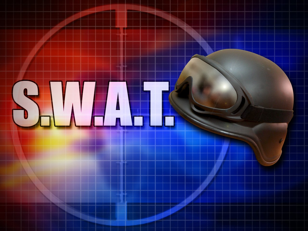 (IMAGE: MGN) SWAT deployed to Theodore home, 2 suspects now in custody