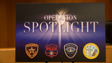 Seven arrested in eighth round of 'Operation Spotlight'