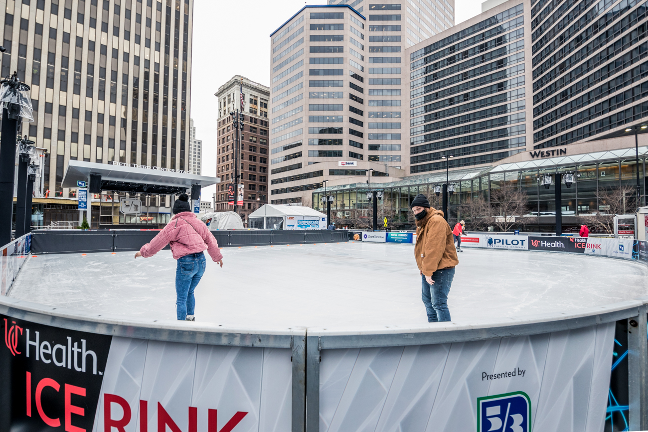 "<p>A few important details to note before visiting: masks are required to be worn by participants at all times, and reservations must be made in advance. Visit Fountain Square's{&nbsp;}<a  href=""https://myfountainsquare.com/ice-rink/"" target=""_blank"" title=""https://myfountainsquare.com/ice-rink/"">website{&nbsp;}</a>to learn more and to book a session. You can call (513) 445-8546 during rink hours of operation with questions, as well. / Image: Catherine Viox // Published: 12.20.20</p>"