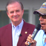 George Strait meets with Hurricane Harvey victims in Rockport