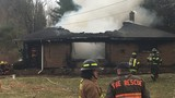 Pennfield Township fire renders family home a total loss