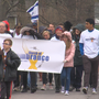 Community gathers for March of Remembrance
