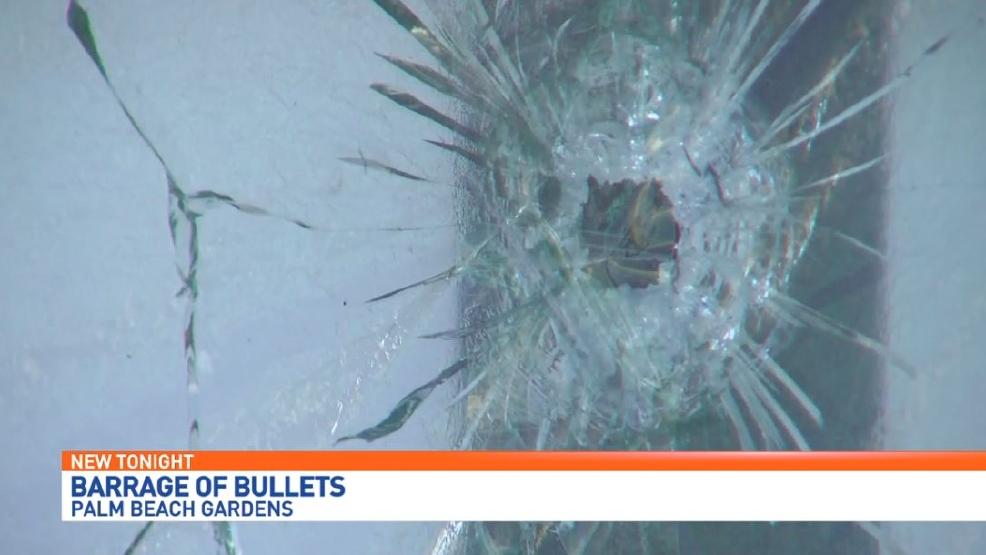 Gunshots Fired At Palm Beach Gardens Home, Woman Narrowly Misses Bullets  While Sleeping