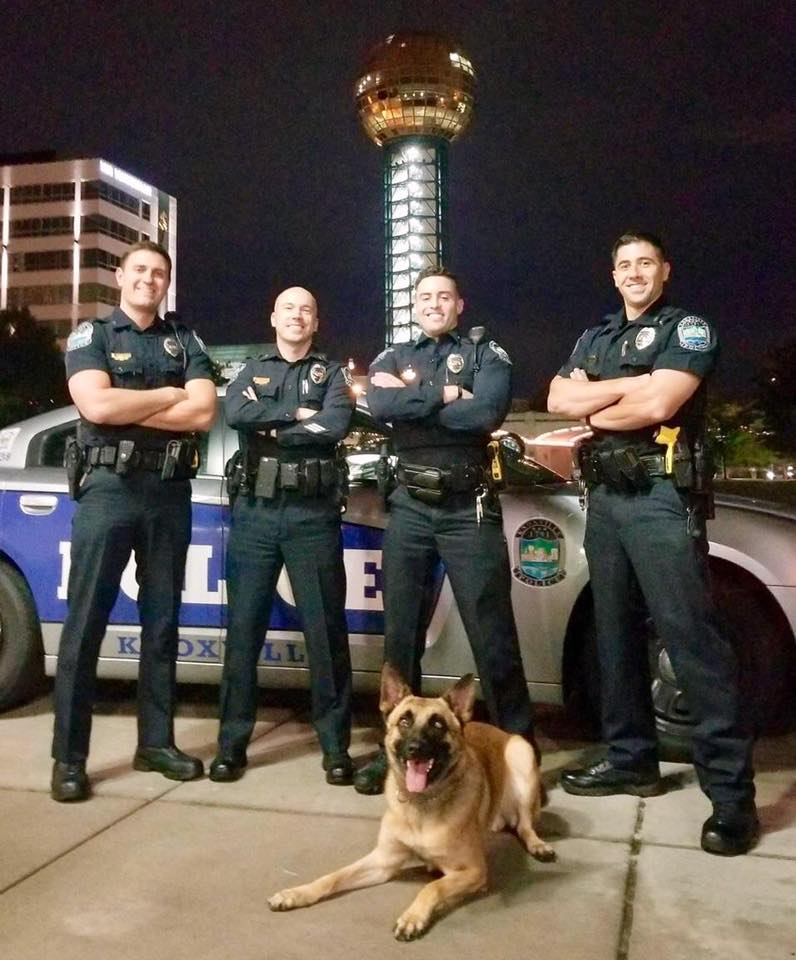 Photo: Knoxville Police Department