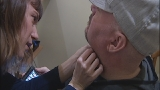 Speech therapy device helps man with Parkinson's Disease