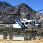 KCFD performs helicopter hoist rescue near Kernville