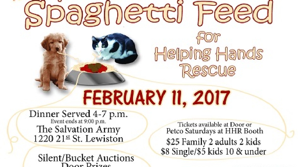 Mark your calendar sat 2 11 for helping hands share the Rogers motors lewiston idaho