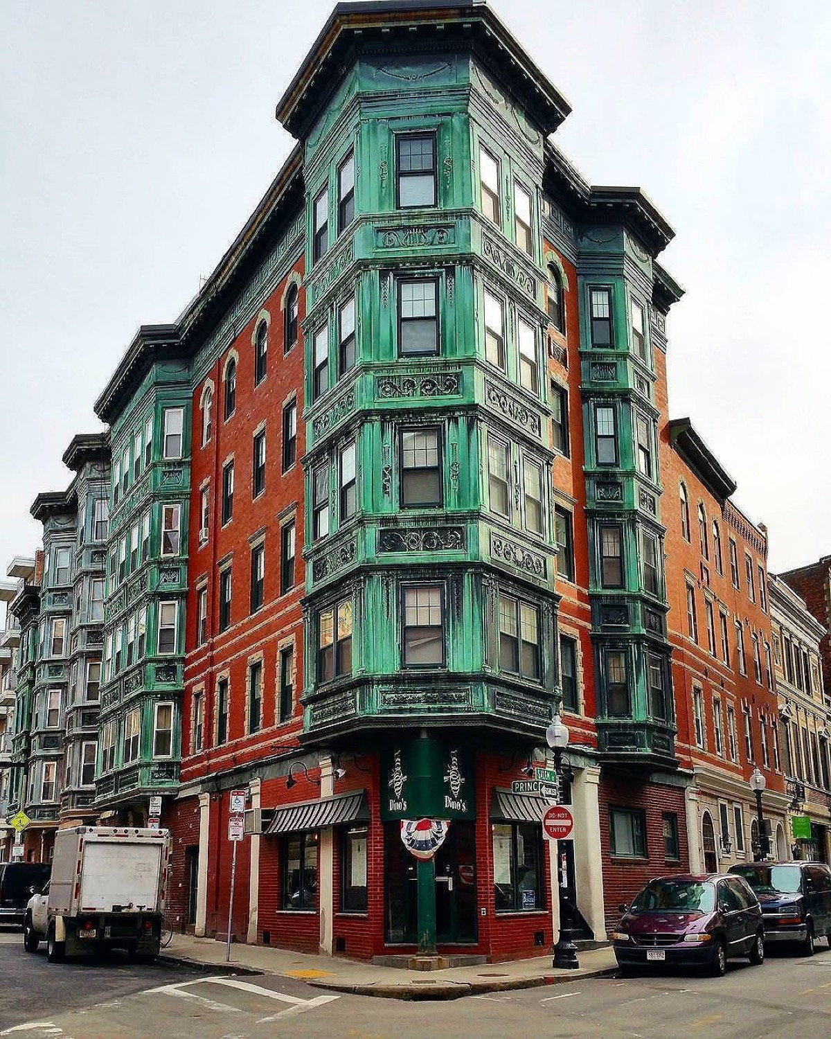 PLACE: North End, Boston / MILES FROM CINCY: 864 / ABOUT: Boston's North End neighborhood has the distinction of being the oldest place in a city full of very old places. People have continuously inhabited the area since it was settled in the 1630s. / Image courtesy of Instagram user @marriottlongwharf // Published: 5.14.17