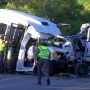 Thirteen people now confirmed dead in Texas church bus crash
