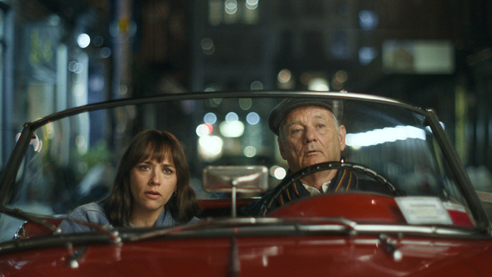 Review: Bill Murray charms in Sofia Coppola's father-daughter drama 'On the Rocks'