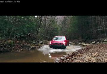 Jeep in hot water over ad with SUV romping in wild waters