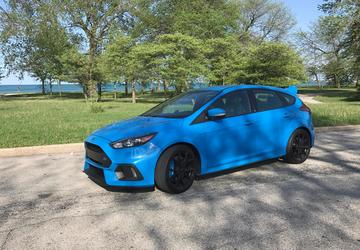 What's so special about the Ford Focus RS?