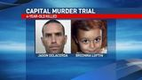Capital murder trial to begin of man charged with killing little girl