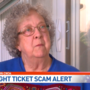 Elderly being targeted with red light scam