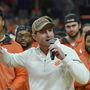 Trump to congratulate Clemson for its perfect season