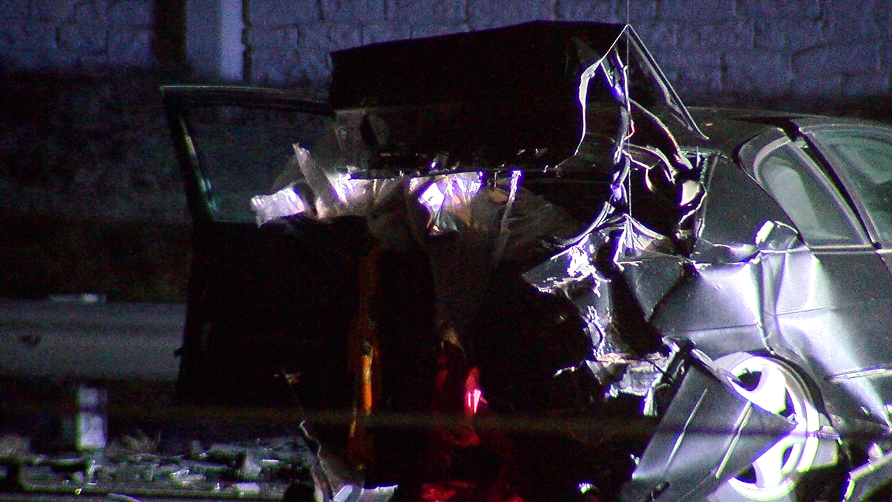 Driver killed in rear-end accident on I-275 (WKRC)