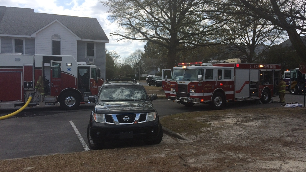 Greenville Apartment Fire Displaces 7 Wcti