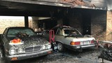 Two vintage cars ruined in West Mobile house fire