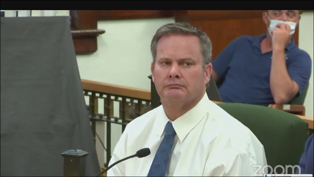 Chad Daybell's defense attorney is fighting a motion to combine his client's and Lori Vallow Daybell's case, saying it would only increase media coverage and makes for an unfair trial. (Photo: KUTV)