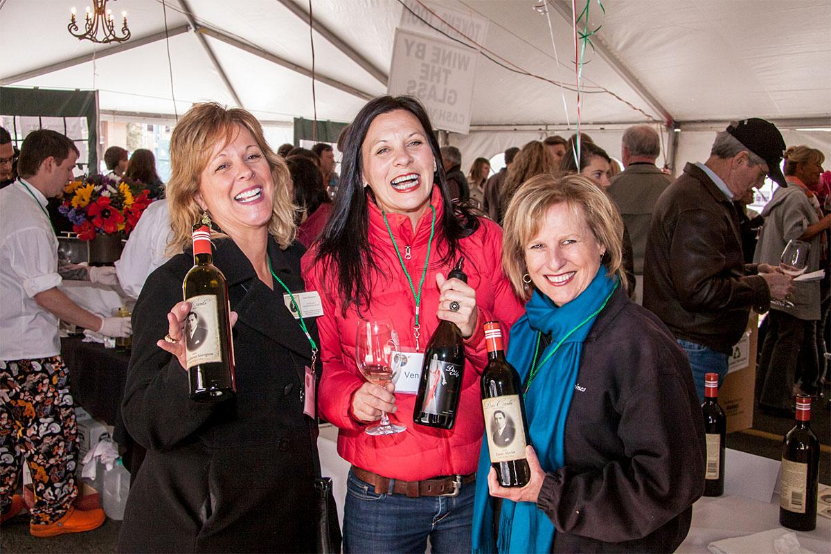 Feast Weekend in Walla Walla is an exclusive multi-course, wine-paired dinner and a big party! This year's Feast is April 11-12, and features bites and sips from fifty local restaurants, wineries and breweries.   Find out more on the Feast here, and check out pics from last year's big event.