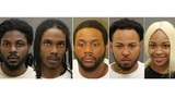 FIVE ARRESTED| East Baltimore Shootout