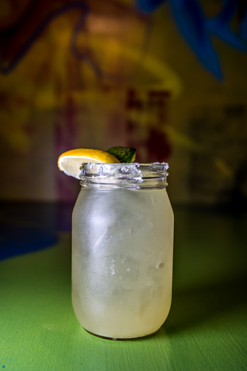 El Cadellac Rita: Anejo tequila, Grand Marnier, fresh lime juice, sugar water, and a splash of freshly squeezed orange juice / Image: Catherine Viox{ }// Published: 8.24.20