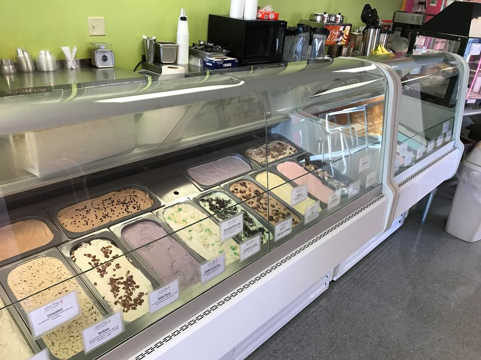Lake City Creamery in Celina is one of 15 stops along the brand new Ohio Ice Cream Trail. / Image courtesy of Lake City Creamery // Published: 8.22.18