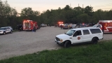Reports of a missing swimmer in North Smithfield, search underway
