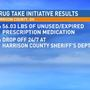 Drug Take-back day proves a success in Harrison County