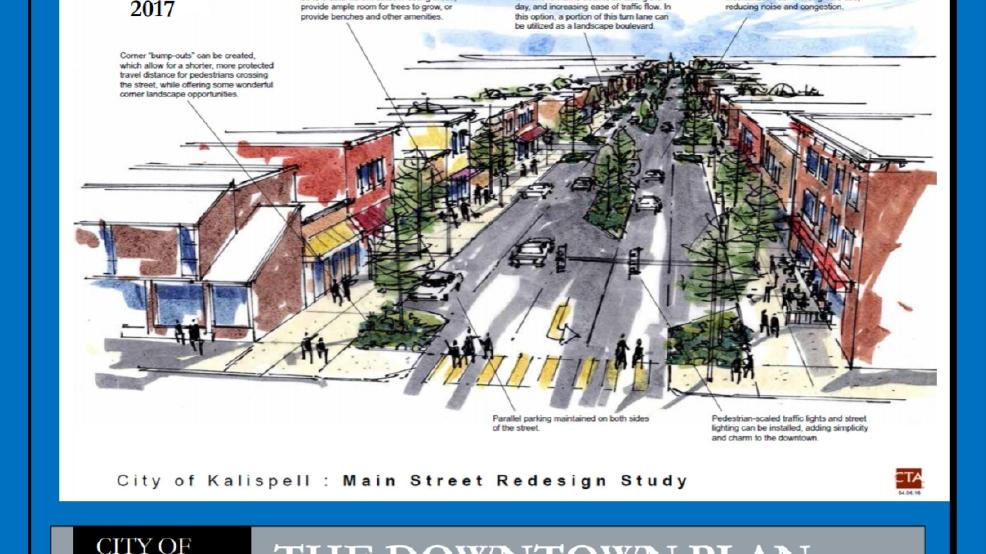 City Of Kalispell >> Kalispell City Council Considers Plan Keci