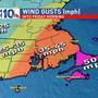Storm Team 10: Jose will spin off New England coast