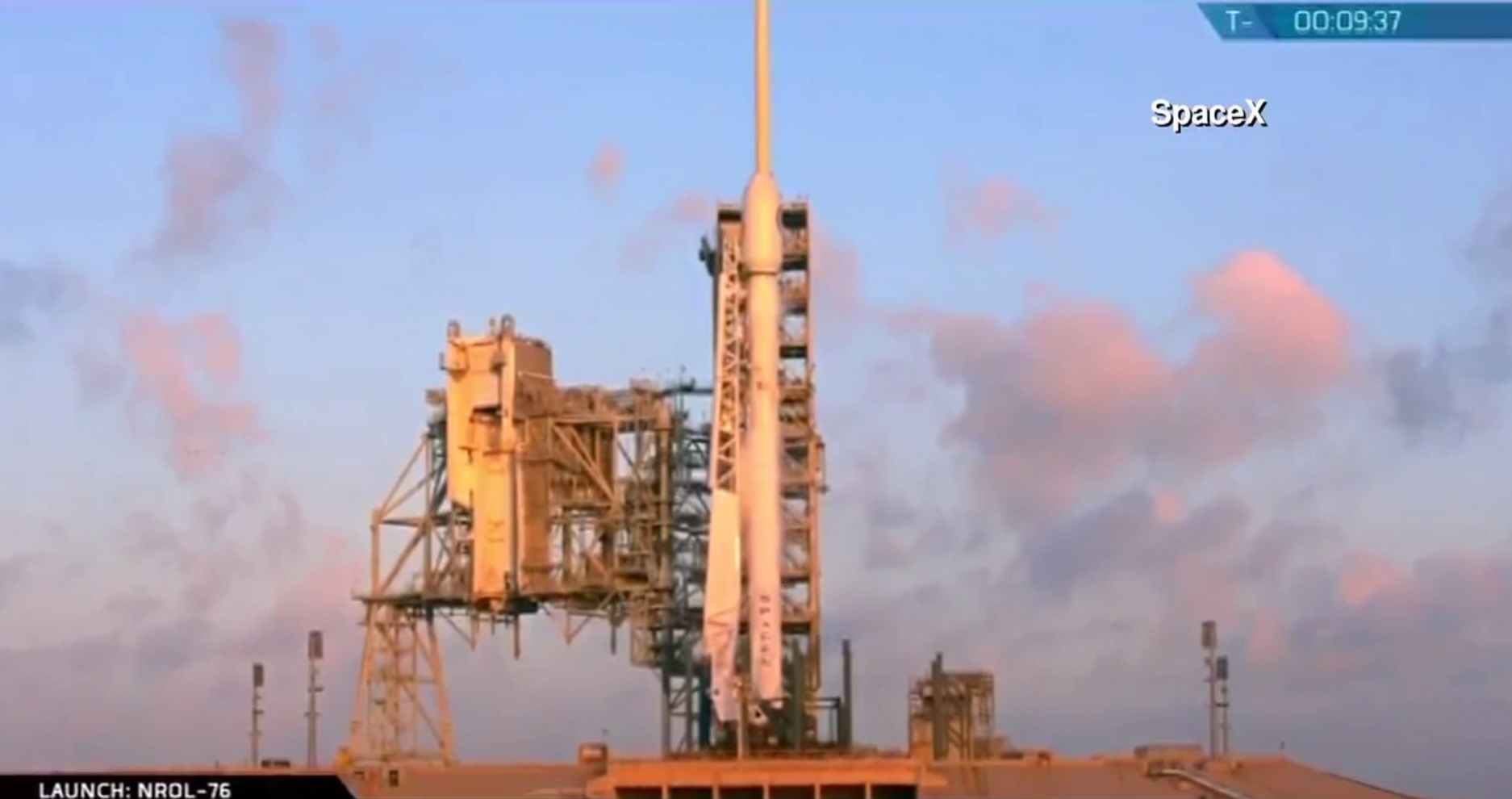 WATCH LIVE: SpaceX satellite launch | WRGB