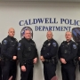 Caldwell Police surprise residents in need by shoveling driveways
