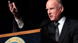 Calif. Gov. Jerry Brown endorses Hillary Clinton ahead of Golden State primary