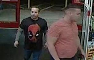 The two suspects (Roanoke Police)