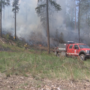Firefighter students prepare for upcoming wildfire season in Central Washington